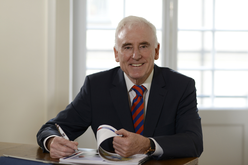 Robert Windborne-Brown, Chairman